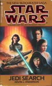 Jedi Academy -kansi