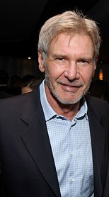 Harrison Ford (kuva: Gavatron at the English language Wikipedia)