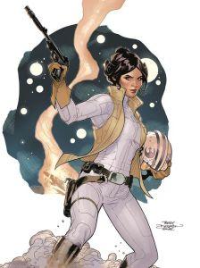 Leia-cover