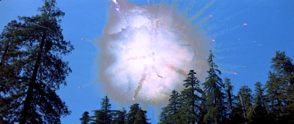 Kuolemantähden räjähdys Jedin paluussa