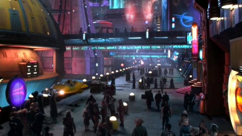 underworld test footage coruscant